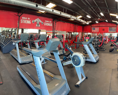 About Us Gym In Hanford
